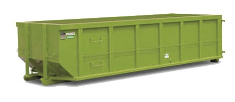 Dumpster Rental: Brush Debris, Tree Stumps and Logs
