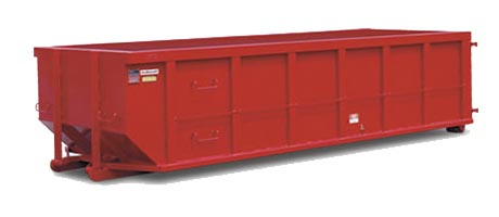 Dumpster Rental: Sanitary Waste, Home/Garage Cleanout